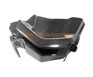 YAMAHA Fz1 Fazer 2006-2012 Carbon Fiber Front Sprocket Cover pictures & photos