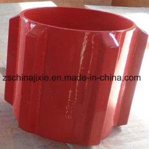 Stand off Solid Straight Blades Rigid Casing Centralizer pictures & photos
