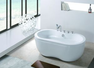 8 Shape Bathtub (BF-6601)