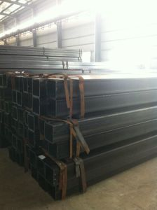 Black Square Pipe/Square Tube /Hollow Pipe Profile pictures & photos