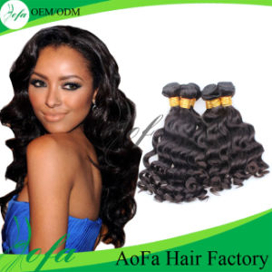 100% Virgin Brazilian Remy Human Hair for Body Wave pictures & photos