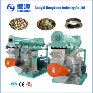 High Reputation 1 Ton Capacity Wood Pellet Mill