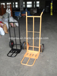 Strong and Cheap Foldable Hand Truck (Ht1827) pictures & photos