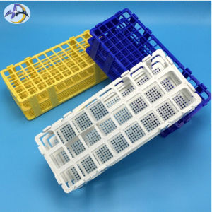 Plastic Test Tube Rack for Laboratory