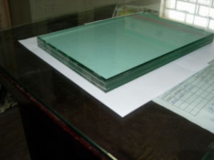 Flat/Safety/Clear/Float/Window/ Laminated Glass pictures & photos