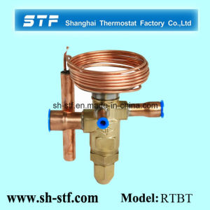 Bi-Flow Thermal Expansion Valve