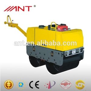 Ylj600A Hot Sales Honda Engine Dual-Drum Roller Vibratory Plate Compactor Made in China