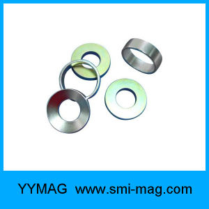 N52 Super Strong Permanent Rare Earth Neodymium Industrial Magnet Ring pictures & photos