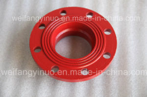 Pn 16 230 Psi Grooved Flange Adaptor with FM/UL/Ce Certificates pictures & photos