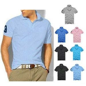OEM Men′s Slim Sports Short Sleeve Casual Polo Shirt (XY-P08) pictures & photos