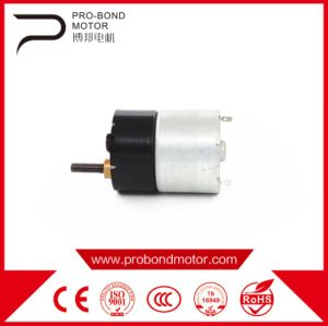 Small Stall Torque Small DC Gear Motor Noload Speed
