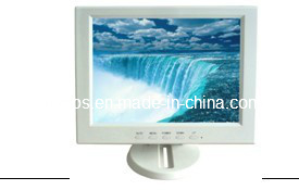 12 Inch TFT LCD TV Monitor (can add TV function)