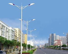 Street Lamp Lighting Steel Light Pole pictures & photos
