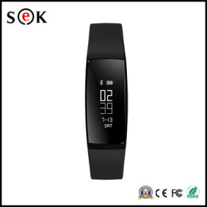 Blood Pressure Smart Wristband V07 Pedometer Smart Bracelet with Heart Rate Monitor Smartband Bluetooth Fitness for Android Ios Phone pictures & photos