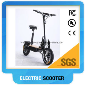 Cheap Folder Mini Electric Scooter 36V 500W / 800W /1000W pictures & photos