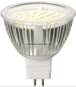 LED Spot Lamp MR16 4.5W pictures & photos
