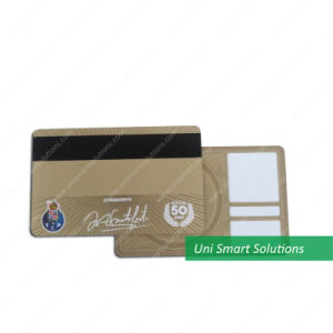 PVC Membership ID Card with Frame and Barcode