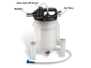Pneumatic Brake Fluid Extractor (TY5003A)