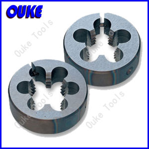 ANSI B94.9 M/Mf HSS Adjustable Round Dies