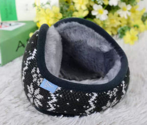 Fashion Knitted Knitting Headwear Earmuff pictures & photos