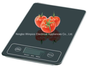 Electronic Glass Platform Kitchen Scale