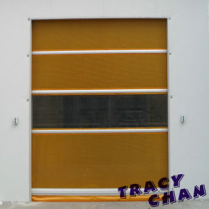 See Through Industrial Automatic Door pictures & photos