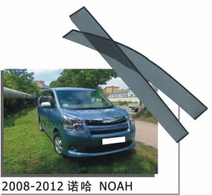 2008-2012 for Toyota Noah Window Visor pictures & photos