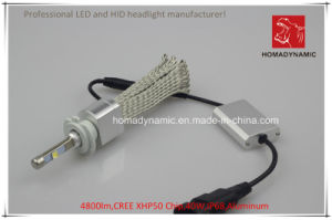 Car LED Headlight H3 CREE Chip 4800lm White Waterproof LED Headlight pictures & photos