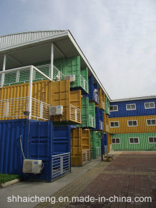 Container Modular House for Dormitory (shs-mc-accommodation027) pictures & photos