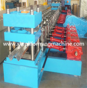 Fully Auto Highway Guardrail Roll Forming Machine