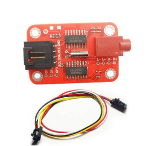 FM Radio Receiver Module for Build Your Own Radio Station Arduino Compatible