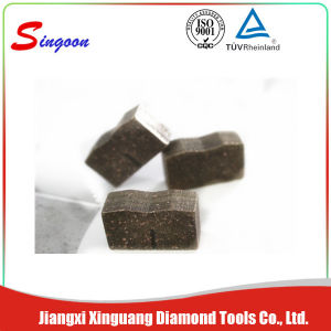 Fast Cutting Basalt Diamond Segments pictures & photos