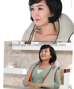 Electric Neck, Shoulder, Waist Massage Machine pictures & photos