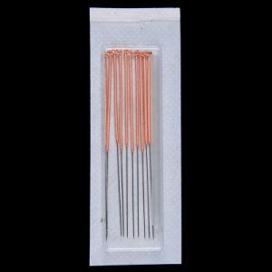 Acupuncture Needles with Copper Handle (AT5-1) pictures & photos