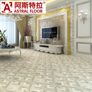 Factory Outlet Indoor Used Waterproof Click System Parquet Laminate Flooring pictures & photos