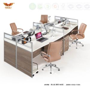 6 People Modular Workstation Office Cubicle for Call Center pictures & photos