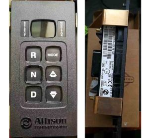 Allison Transmission Shift Pad 29551495