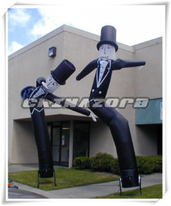 Gentleman Style Inflatable Air Man for Party Use