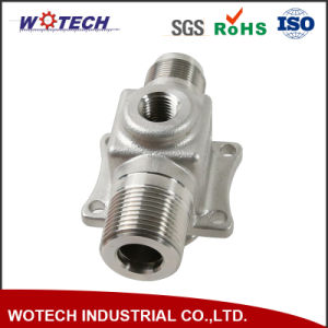 OEM Investment Casting Pipe Fittings and Couplers