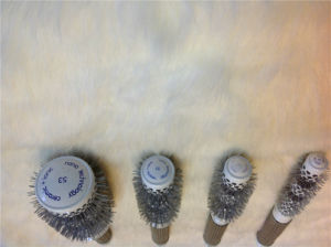Massage Washing Hair Small Paddle Brush (F010) pictures & photos
