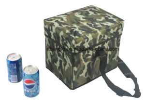 600d Fashionable Foldable Storage Seat Cool Box for Picnic