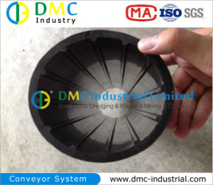Mining HDPE Pipes with Sloted Slots for HDPE Plastic Conveyor Rollers