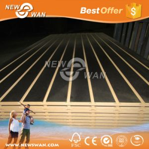Decorative 15mm Slotted MDF / Grooved MDF Panel pictures & photos