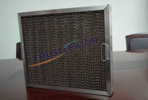 (495X495X50mm) Honeycomb Kitchen Range Hood Grease Filter