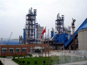 Supply Dry Process Cement Rotary Kiln