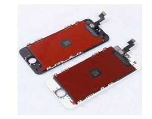 Wholesale LCD Display Screen+Touch Digitizer Glass Front Lens+Frame for iPhone5g Assembly Replacement