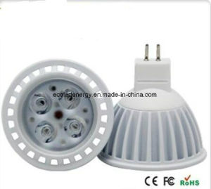Ce and Rhos MR16 4W LED Light
