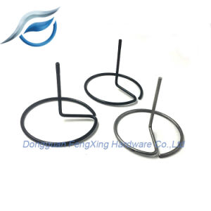 Lighting Compression Spring with One Coil, Spring with Thread