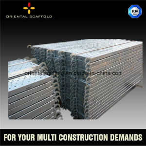 Galvanized Metal Steel Scaffolding Plank pictures & photos