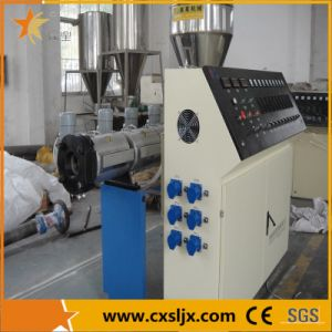 Sj Series Single Screw Extruder /Extruder Machine for HDPE Pipe/Profile/Pellets/Sheet pictures & photos